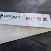 2021年3月27日 あのコアマンと神戸渡船のコラボしたステッカー再配布中!